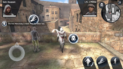 game Assassin's Creed Identity android