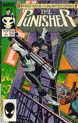 The Punisher #1 unlimited series pic