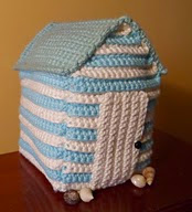 http://www.ravelry.com/patterns/library/crochet-beach-hut