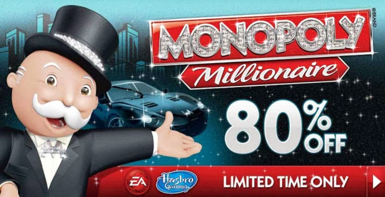 MONOPOLY Millionaire Data v1.7.4 Apk Full Download [Update]