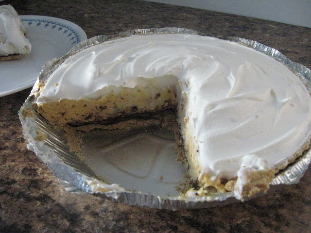 Peanut Butter Cream Pie