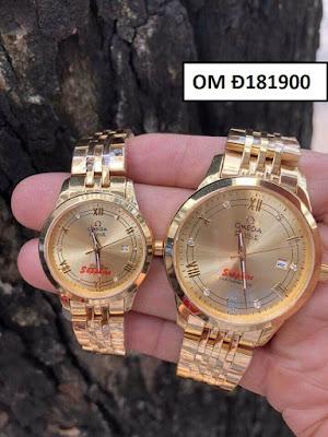 Đồng hồ nam OM Đ181900 quà tặng bạn trai đỉnh nhất
