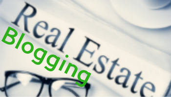 Real Estate Blogging-idea-as-new-business-350x200