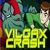 Ben 10 Vilgax Crash