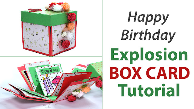 DIY Birthday Box Card