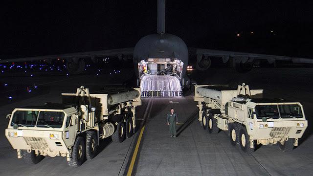 """El presidente de Corea del Sur, en """"shock"""" por los 4 sistemas THAAD desplegados sin su autorización"""