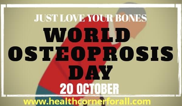 World Osteoporosis Day-2018