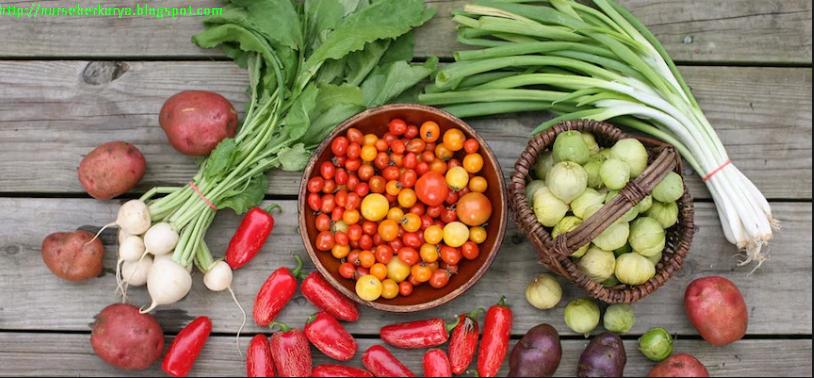 Janis sayuran yang bisa mencegah kanker