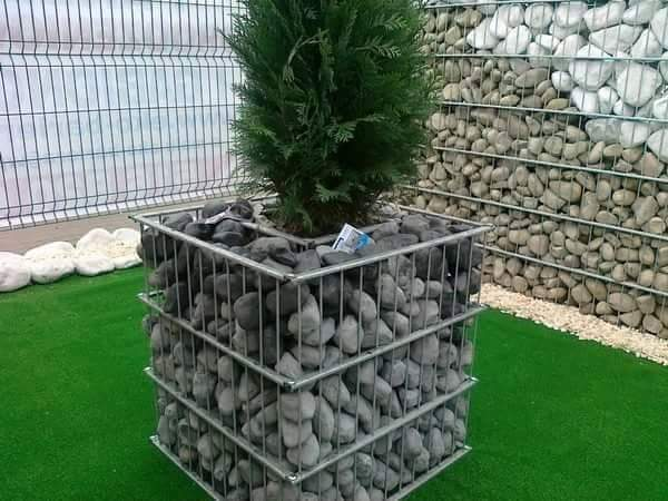 Contoh Ide Kreatif dan Unik dari bahan kawat dan batu yang bisa anda buat