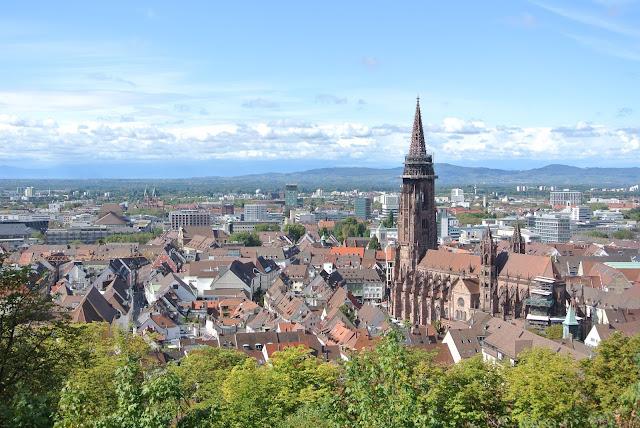 בירת היער השחור: 5 המלונות הטובים ביותר בפרייבורג ב-2018