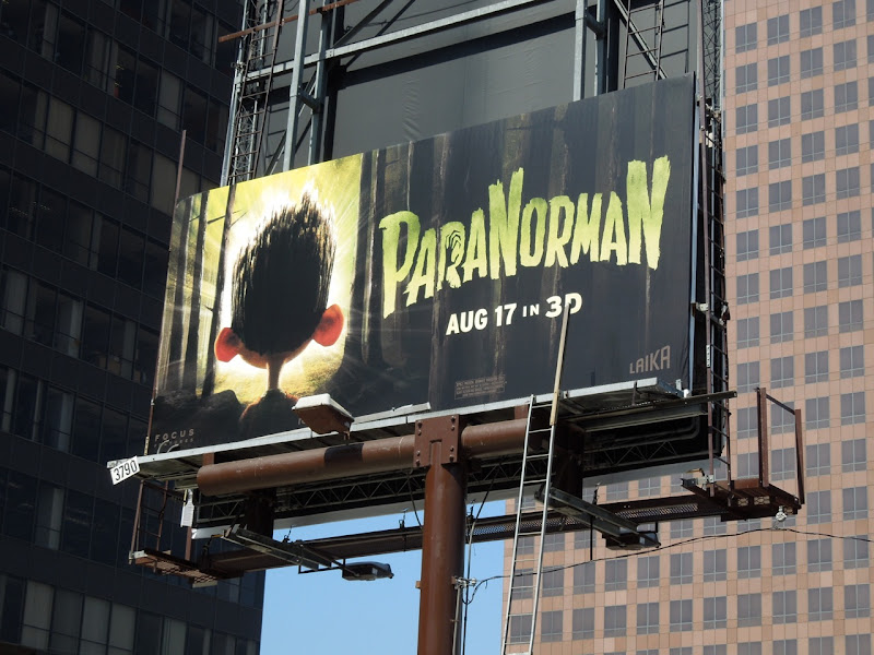 ParaNorman film billboard