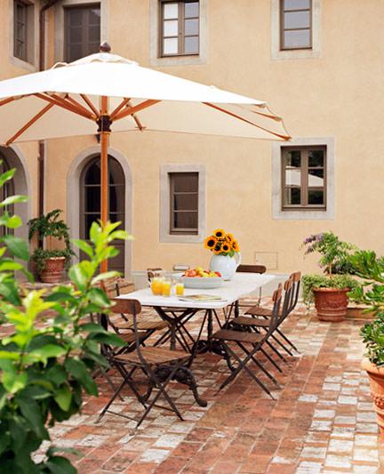 New Home Interior Design: Villa In Tuscany