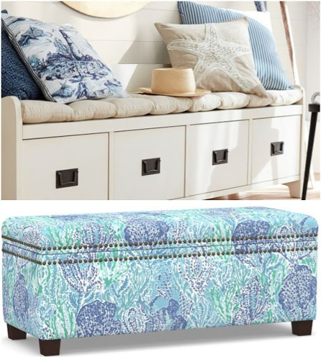 Storage Benches Coastal Living Designs