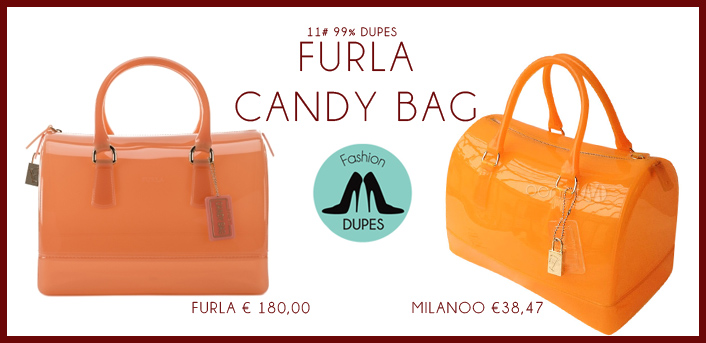 24b9399d01 Dupes: Furla Candy Bag - Kiki Tales
