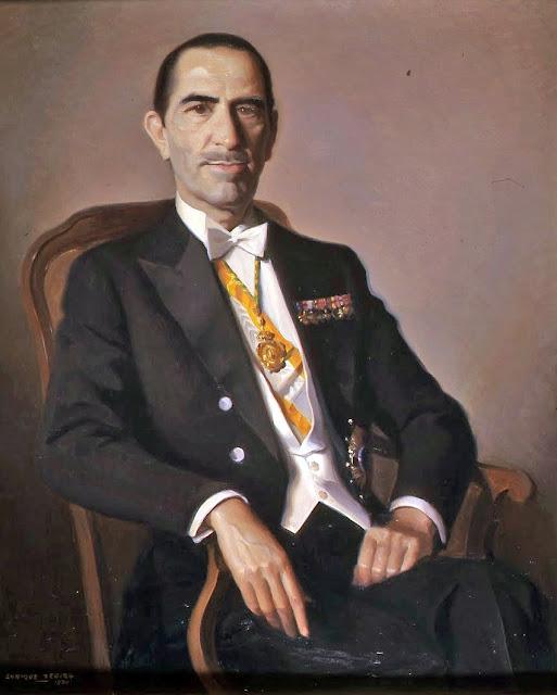 Enrique Segura Iglesias, Maestros españoles del retrato, pintor español