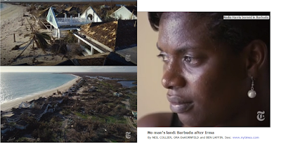 No man's land: Barbuda after Irma
