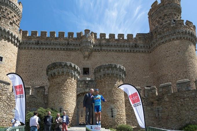 El portugués Edgar Pinto vence al sprint en la 1ª etapa de la XXXI edición de la Vuelta Ciclista a la Comunidad de Madrid