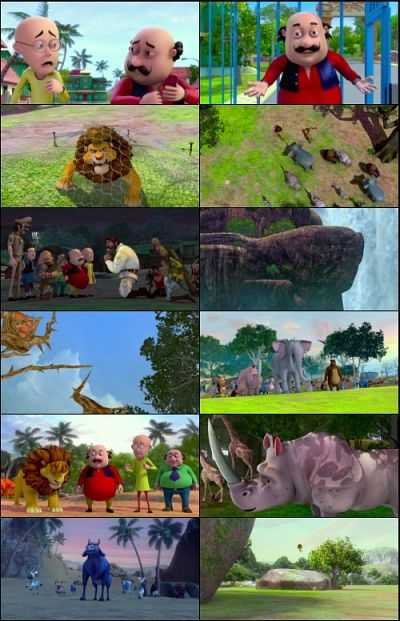 Motu Patlu King Of Kings (2016) Hindi Full Movie Download 700mb PreDvD
