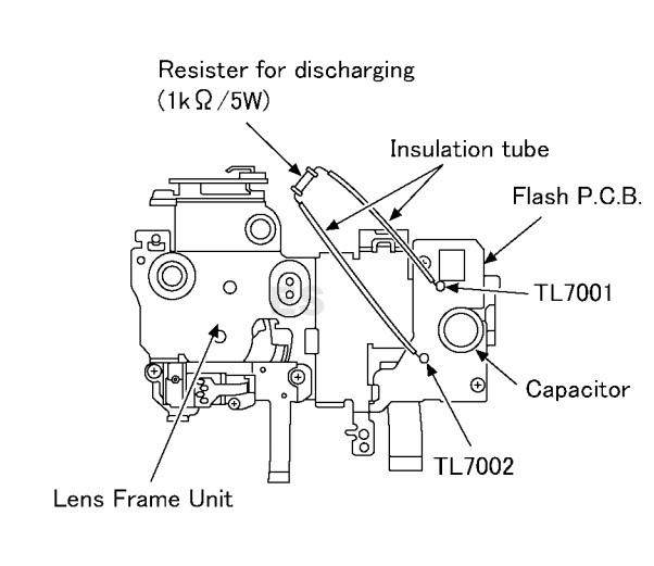 ELECTRONIC EQUIPMENT REPAIR CENTRE : PANASONIC HC-V700