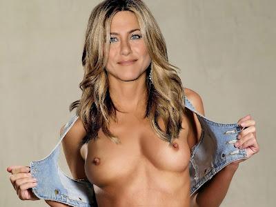Jennifer Aniston Nude Photo Shoot 37