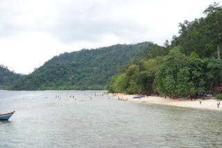 pulau suwarnadwipa padang