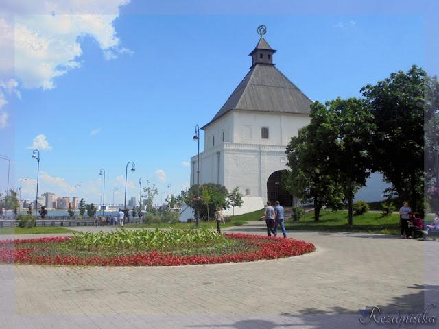 Кремлёвский сквер