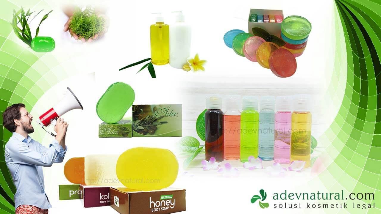 Manfaat Sabun Transparan ADEV Natural untuk Kesehatan dan kecantikan