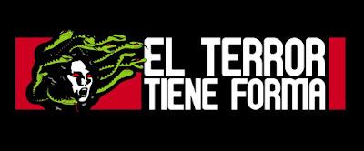 El Terror Tiene Forma / Logo