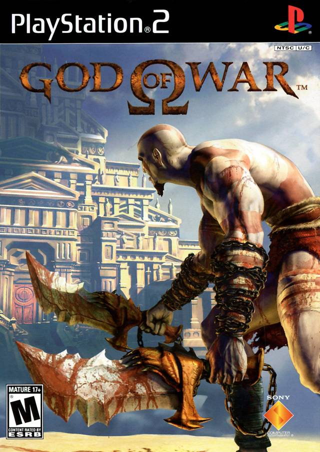 God%2Bof%2Bwar%2BSPANISH - God of war SPANISH | Ps2
