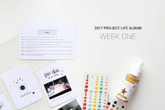 PROJECT LIFE - Year 2017 Week 1