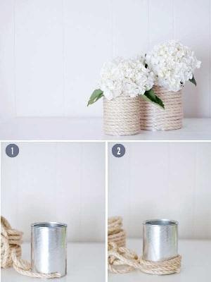 Vas bunga tali rami