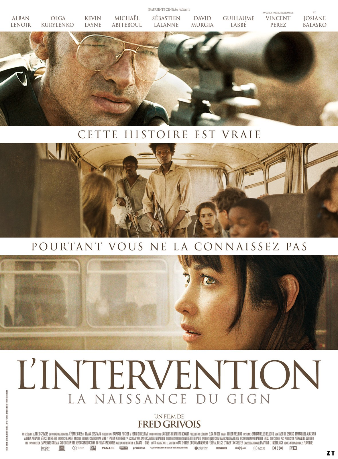 L'Intervention [HDRip] [Streaming] [Telecharger]