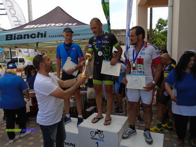 Με απόλυτη επιτυχία ο 9ος Ποδηλατικός Γύρος «ΝΕΜΕΑ 2017»