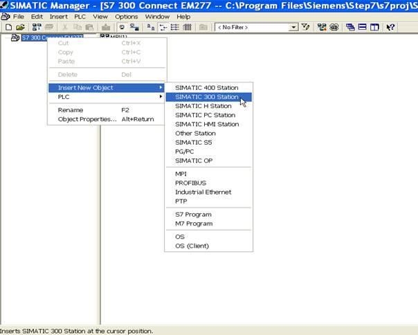 Truyền thông giữa S7 300 và S7 200 qua EM 277 ~ Phần mềm kỹ thuật