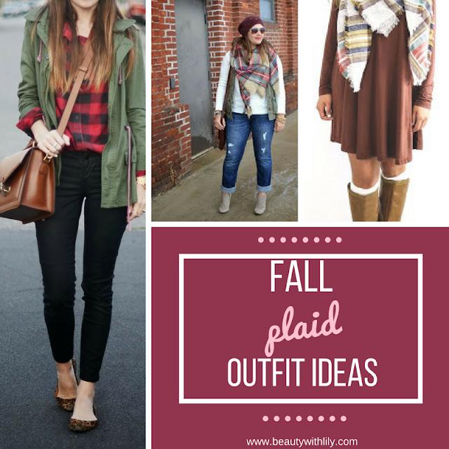 Fall Plaid Outfit Ideas