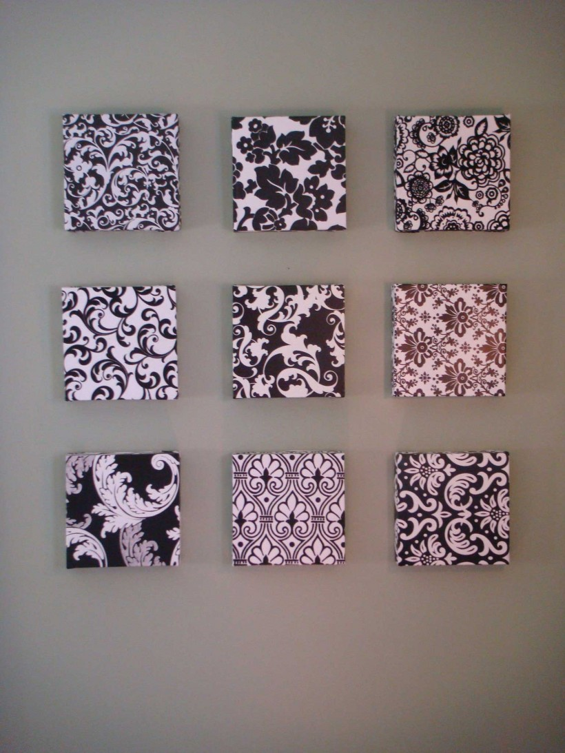 Diy Cheap Wall Decor Ideas Do It Yourself Ideas And Projects