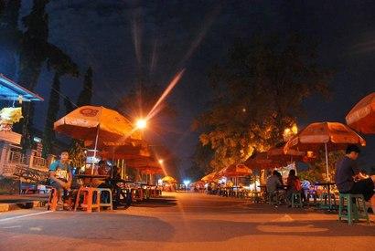 Kawasan Kuliner Murjani Banjarbaru © BDL