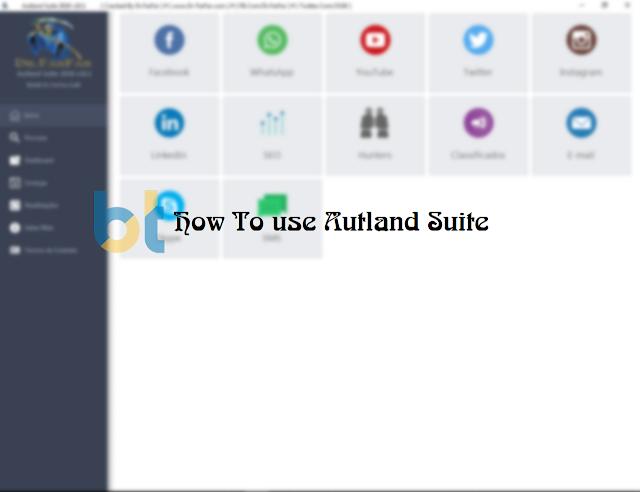 حصريًا الشرح الكامل لبرنامج التسويق Autland