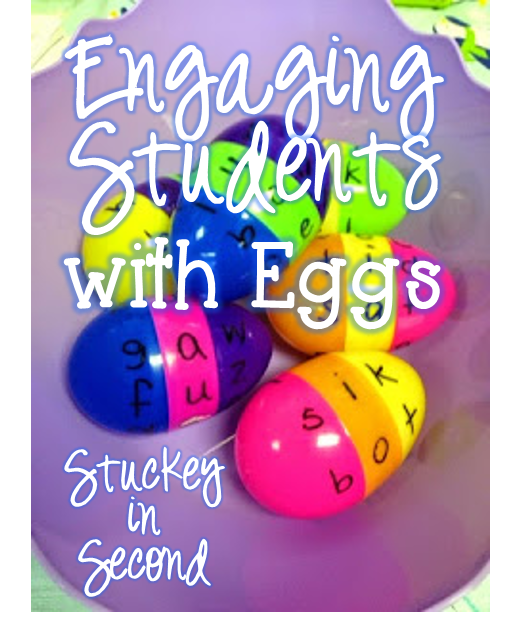 Engaging Students with Eggs {Repost}