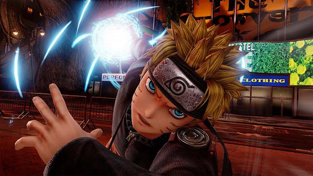 Jump Force Naruto