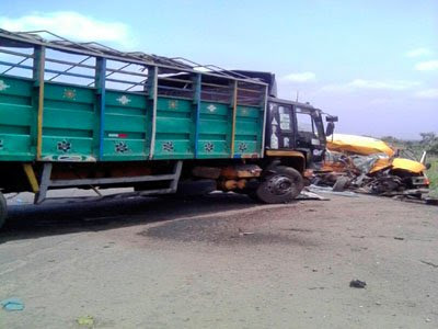 6 Men, 6 Women Die In Lagos-Ibadan Expressway Accident