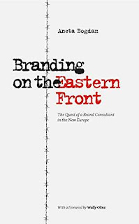Branding on the Eastern Front - about the quest of a brand consultant in the New Europe discount book promotion Aneta Bogdan