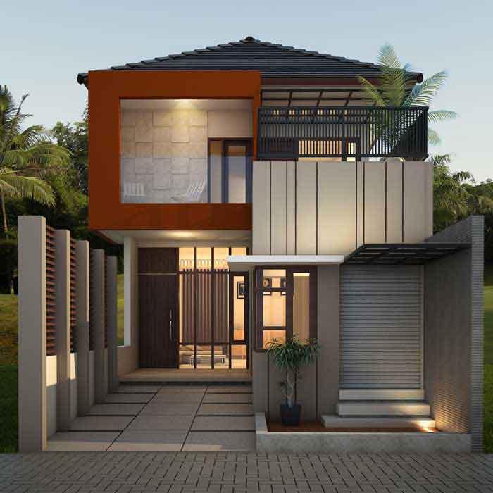 580 Gambar Rumah Modern Unik Minimalis Gratis Terbaru