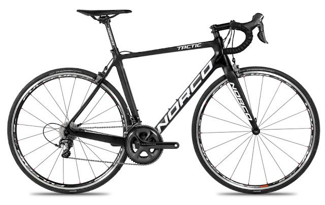 NORCO TACTIC, bici perfecta y a buen precio