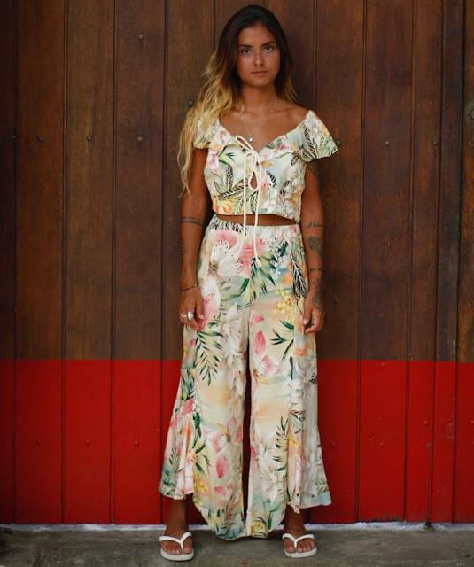 Havaianas top no look do dia com vestuários farm
