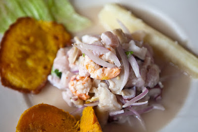 Best Ceviche Mixto