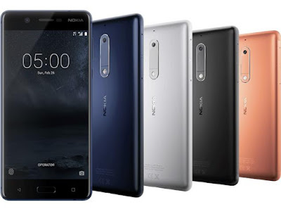 Nokia 5 3GB Specifications And Price