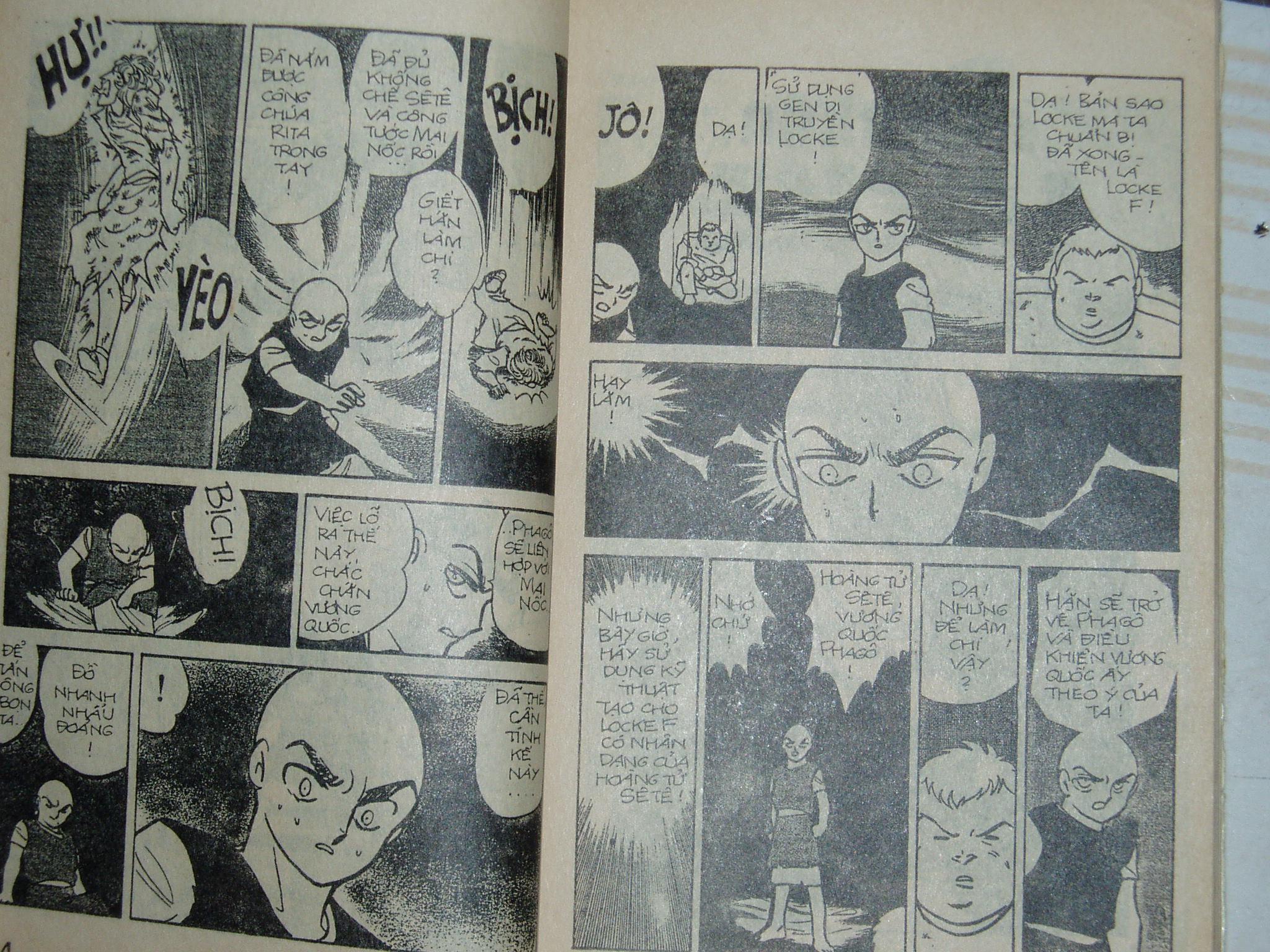 Siêu nhân Locke vol 13 trang 26