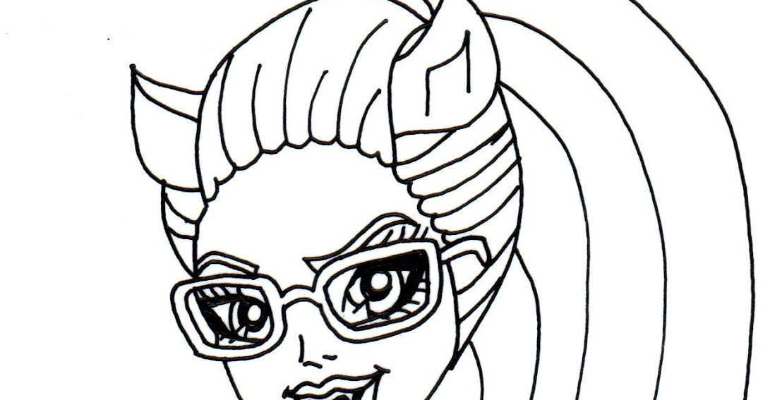 clawdia wolf coloring pages - photo#7