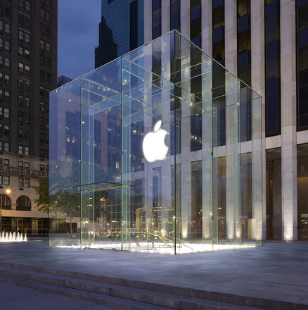 Apple rebrands its stores removing the word 'Store' and calling them plain 'Apple'